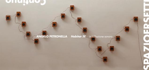 Angelo Petronella a Spazioersetti